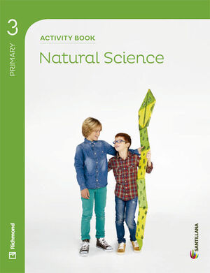 NATURAL SCIENCE 3 PRIMARY ACTIVITY BOOK