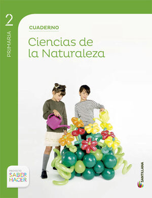 CIENCIAS DE LA NATURALEZA CUADERNO 2 PRIMARIA
