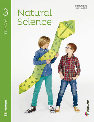 NATURAL SCIENCE 3 PRIMARY STUDENT'S BOOK + AUDIO