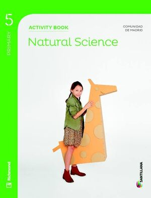 NATURAL SCIENCE 5 PRIMARY ACTIVITY BOOK