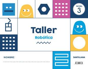 NIVEL 3 TALLER ROBOTICA