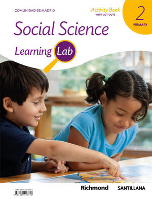 LEARNING LAB SOCIAL SCIENCE MADRID ACTIVITY BOOK 2 PRIMARY