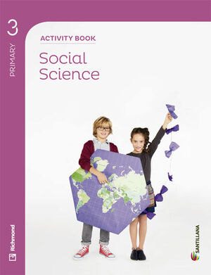 SOCIAL SCIENCE 3 PRIMARY ACTIVITY BOOK