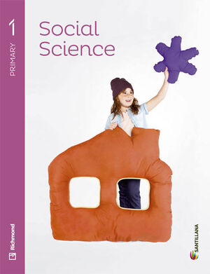 SOCIAL SCIENCE 1 PRIMARY STUDENT'S BOOK + AUDIO