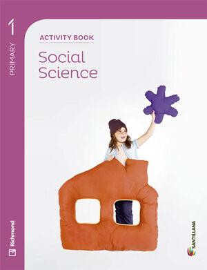 SOCIAL SCIENCE 1 PRIMARY ACTIVITY BOOK