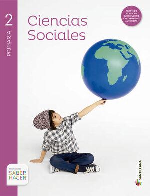CIENCIAS SOCIALES MEC 2 PRIMARIA SABER HACER