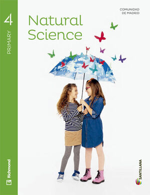 NATURAL SCIENCE 4 PRIMARY STUDENT'S BOOK