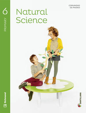 NATURAL SCIENCE 6 PRIMARY STUDENT'S BK + AUDIO
