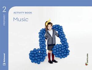 MUSIC 2 PRIMARY ACTIVITY BOOK