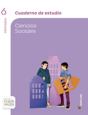 6PRI CUAD ESTUDIO C. SOCIAL  ED15