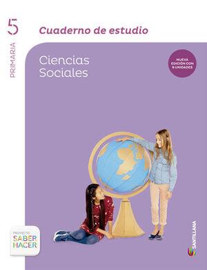 5PRI CUAD ESTUDIO C SOCIALES ED15