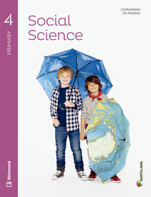 SOCIAL SCIENCE 4 PRIMARY STUDENT'S BOOK
