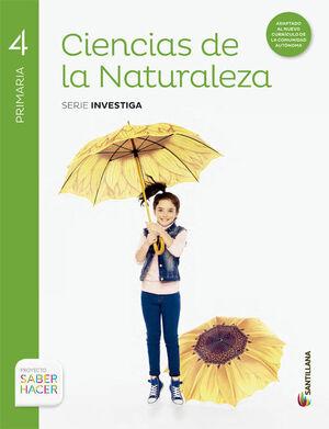 CIENCIAS NATURALES 4 PRIMARIA RESTO