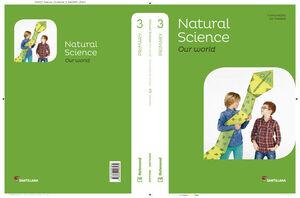 3PRI NATURAL&SOCIAL ''OUR WORLD'' STD'S PACK