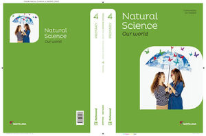 NATURAL & SOCIAL SCIENCE ''OUR WORLD'' STD'S PACK 4 PRIMARY