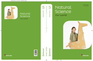 NATURAL & SOCIAL SCIENCE ''OUR WORLD'' STD'S PACK 5 PRIMARY