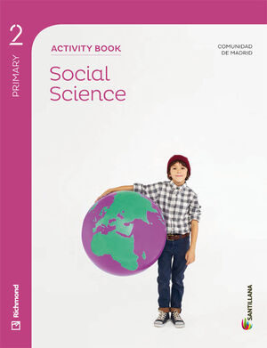 SOCIAL SCIENCE 2 PRIMARY ACTIVITY BOOK