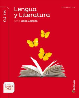 ESO 3 - LENGUA Y LITERATURA (CEU,MEL) - LIBRO ABIE SANTILL T.
