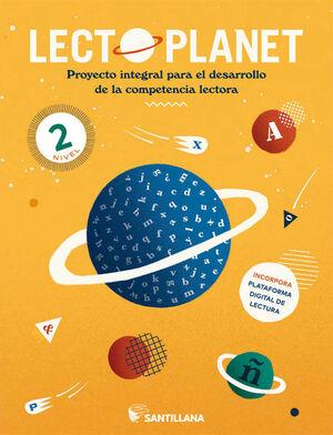 CUADERNO LECTOPLANET NIVEL 2 5 PRIMARIA