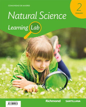 LEARNING LAB NATURAL SCIENCE MADRID 2 PRIMARY