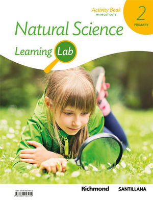 LEARNING LAB NATURAL SCIENCE ACTIVITY BOOK 2 PRIMARY