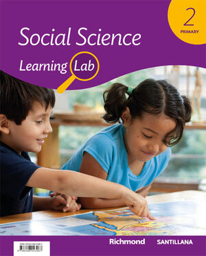 LEARNING LAB SOCIAL SCIENCE 2 PRIMARY