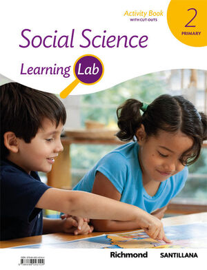 LEARNING LAB SOCIAL SCIENCE ACTIVITY BOOK 2 PRIMARY