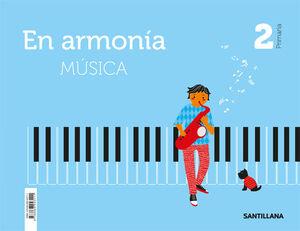 MUSICA EN ARMONIA 2 PRIMARIA