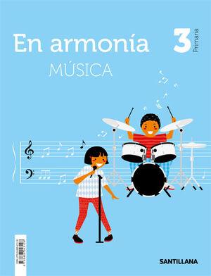 MUSICA EN ARMONIA 3 PRIMARIA