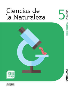 C.NATURALES 5PRM SHCONTIGO OBSERVA