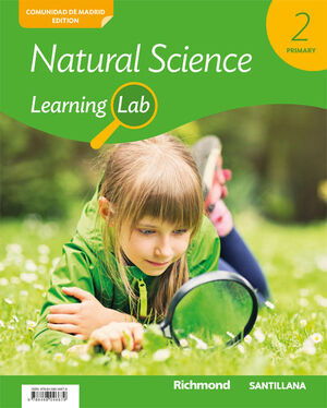 LEARNING LAB SCIENCE 2 PRIMARY LOTE MADRID