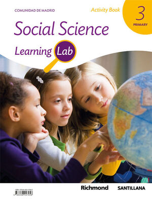 LEARNING LAB SOCIAL SCIENCE MADRID ACTIVITY BOOK 3 PRIMARY