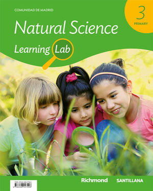 LEARNING LAB NATURAL SCIENCE MADRID 3 PRIMARY