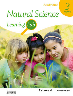 LEARNIG LAB NATURAL SCIENCE ACTIVITY BOOK 3 PRIMARY