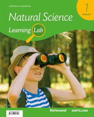 LEARNING LAB NATURAL SCIENCE 1PRIMARIA CASTILLA LA MANCHA