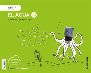 CUANTO SABEMOS NIVEL 3 EL AGUA 3.0