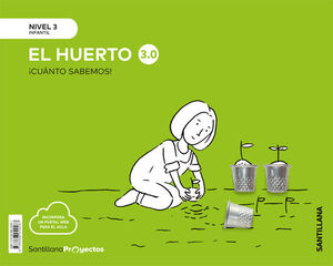 CUANTO SABEMOS NIVEL 3 EL HUERTO 3.0