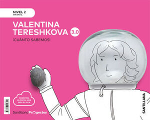 CUANTO SABEMOS NIVEL 2 VALENTINA TERESHKOVA 3.0