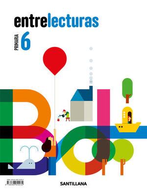 LECTURAS ENTRELECTURAS 6 PRIMARIA