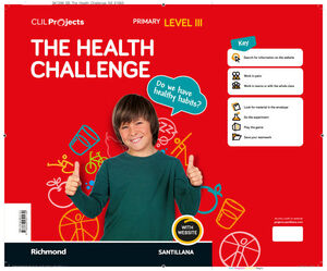 CLIL PROJECTS LEVEL III HEALTH