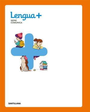 LENGUA+ SERIE COMINICA 2 PRIMARIA