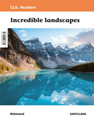 CLIC READERS LEVEL I PRI INCREDIBLE LANDSCAPES