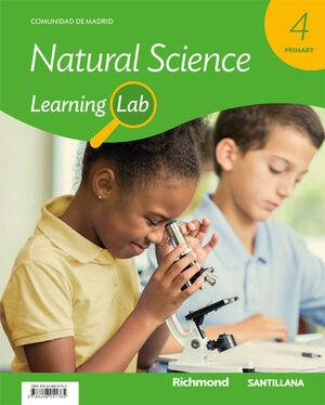 LEARNING LAB NATURAL SCIENCE MADRID 4 PRIMARY