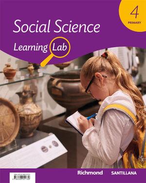 LEARNING LAB SOC SCIEN 4 PRIM