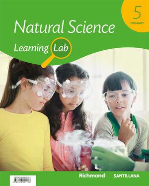 LEARNING LAB NAT SCIEN 5 PRIM