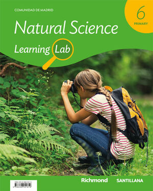 LEARNING LAB NATURAL SCIENCE MADRID 6 PRIMARY