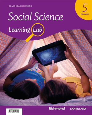 LEARNING LAB SOCIAL SCIENCE 5 PRIMARIA MADRID