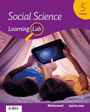 LEARNING LAB SOCIAL SCIENCE 5 PRIMARIA