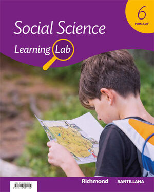 LEARNING LAB SOCIAL SCIENCE 6 PRIMARIA