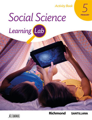 LEARNING LAB SOCIAL SCIENCE ACTIVITY BOOK 5 PRIMARY